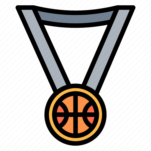 award, basketball, medal, prize, winner icon