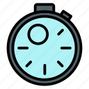 basketball, game, sports, stopwatch, timer icon