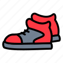 basketball, boots, footwear, shoes, sneakers icon