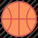 ball, basketball, court, game, hoop, sport