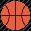 ball, basketball, court, game, hoop, sport, sports