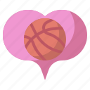 ball, basketball, competition, game, hoop, sportive, sports icon
