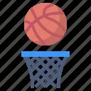 ball, basket, basketball, hoop, hoops, sportive, sports
