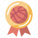 award, badge, champion, coin, medal, winner icon