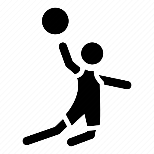 basketball, game, player, slam dunk, sport icon