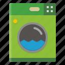 appliance, clothing, dish, kitchen, machine, wash, washing icon