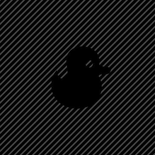 bathroom, child, duck, toy icon