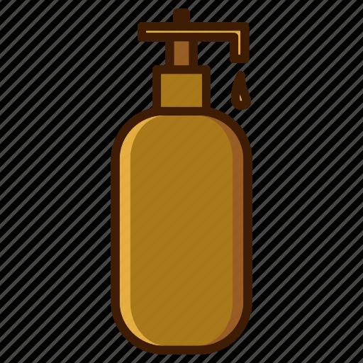 bathroom, clean, hair cleaner, home, liquilty, shampo icon