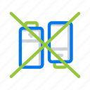batery, charge, device, energy, fullicon icon