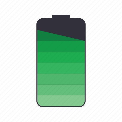 battery, battery level, battery life icon, capacity, energy, status, technology icon