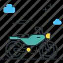 bike, motorbike