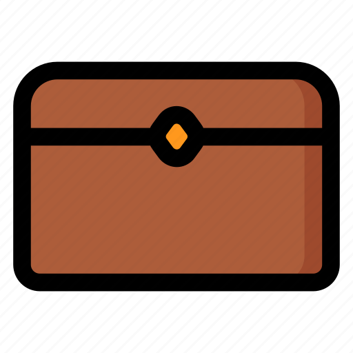 Chest, crate, loot, treasure icon - Download on Iconfinder