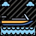 boat, holiday, ship, ships, smotor, transport, transportation icon