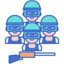 group, people, squad, team icon