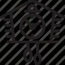 bavaria, bavarian, bayern, cuckoo clock
