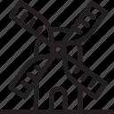 bavaria, bavarian, bayern, mill icon