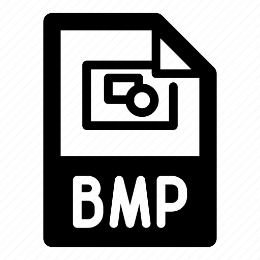 bmp, extension, file, format, image, photo, photography, picture, type icon
