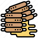 barbecue, beef, delicious, rib, steakhouse icon