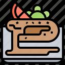 chops, cook, grill, pork, steak