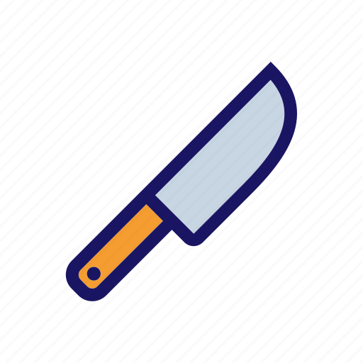 barbeque, bbq, grill, knife, tool icon
