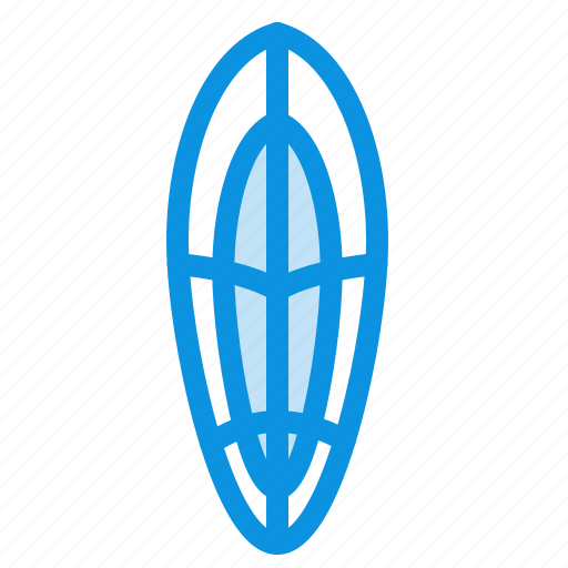 recreation, sports, surfboard, surfing icon