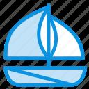 beach, boat, ship