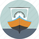 boat, cruise, ocean, sea, ship, transport, travel icon