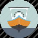boat, cruise, ocean, sea, ship, transport, travel icon