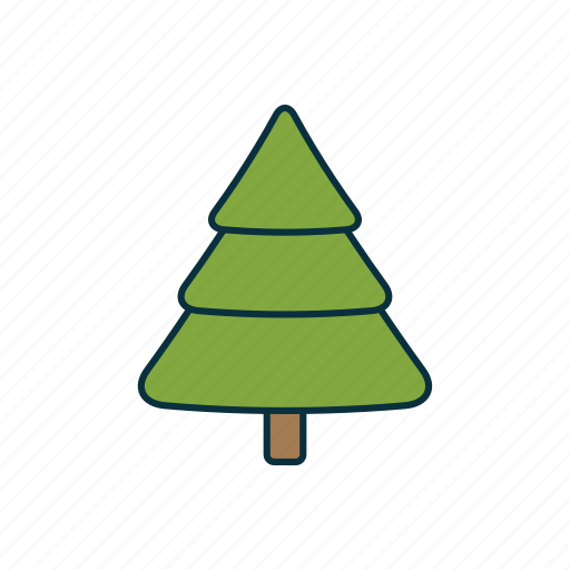 christmas, christmas tree, elements, fir tree, holidays, pack, wbmte252 icon