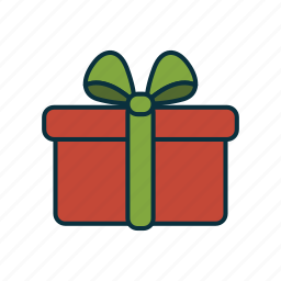 bow, christmas, elements, holidays, present, wbmte252, wrapped icon