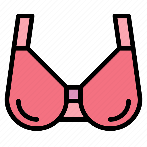 bra, brassiere, clothing, women icon
