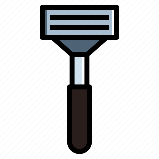 Beauty, blade, cut, razor, shave icon - Download on Iconfinder