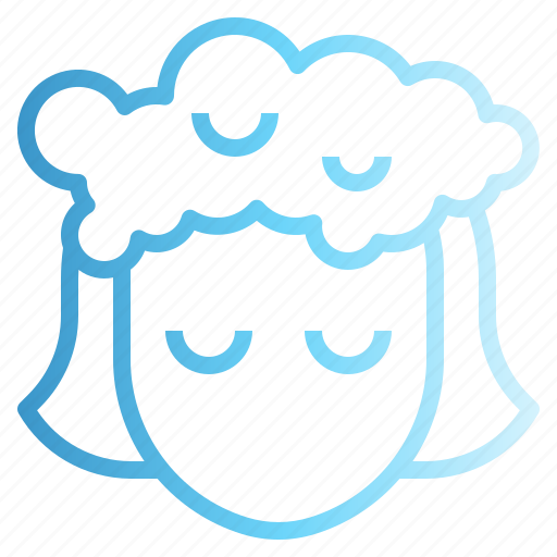 Beauty, hair, salon, shower, washing icon - Download on Iconfinder