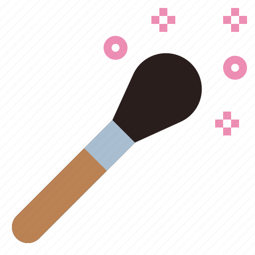 Beauty, brush, cosmetics, fashion, makeup icon - Download on Iconfinder