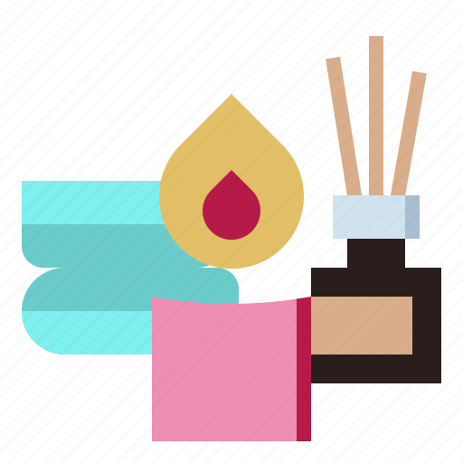 Beauty, massage, relaxing, spa, towel icon - Download on Iconfinder
