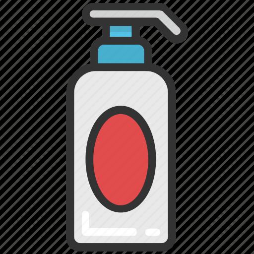 cosmetics, hand wash, lotion, soap, soap dispenser icon