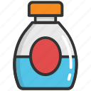 conditioner, lotion, shampoo, soap dispenser, spa treatment icon