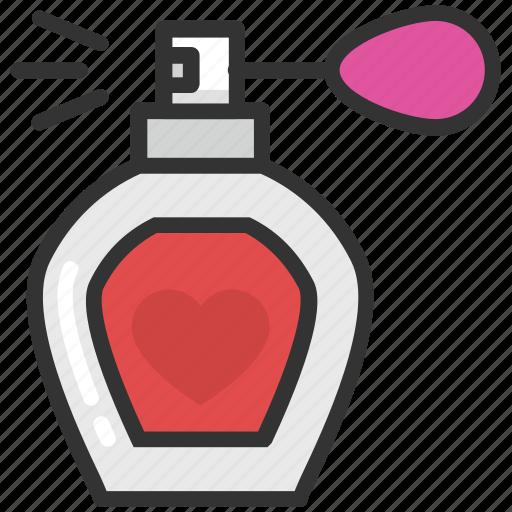 aroma, fragrance, perfume, scent, spray icon