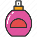 aroma, fragrance, perfume, scent, spray icon