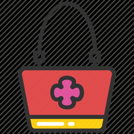 bag, commerce, shopping, shopping bag, tote bag icon