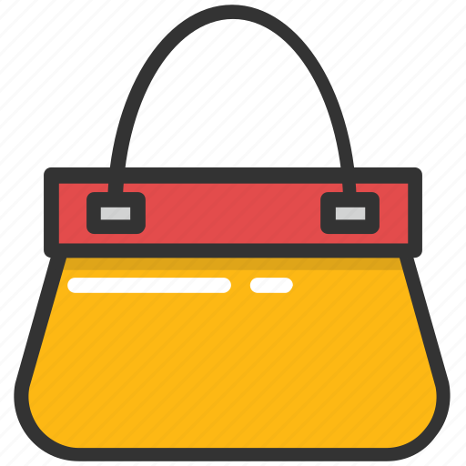 Bag, handbag, purse, shoulder bag, woman bag icon - Download on Iconfinder