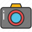 camera, digital camera, photo studio, photography, photoshoot icon