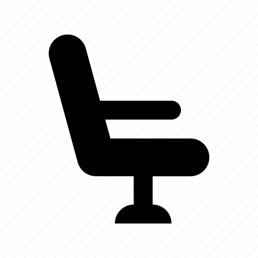 clinical seat, dentist chair, massage chair, relaxing chair, seat icon
