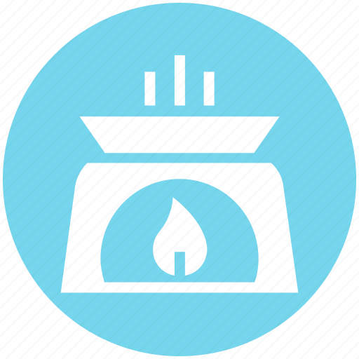Candle, fire, flame, light, nature, relax, spa icon - Download on Iconfinder