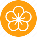beauty, floral, flower, plant, spa, treatment icon