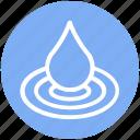 carton, drop, nature, spa, water, water drop