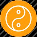 sign, spa, yin and yang, yin yang, ying yang