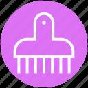 barbershop, beauty, care product, comb, salon, spa, style