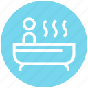 bath, bathtub, beauty, jacuzzi, relax, relaxation, spa