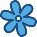 aromatherapy, daisy, flower, herbal treatment, petals icon
